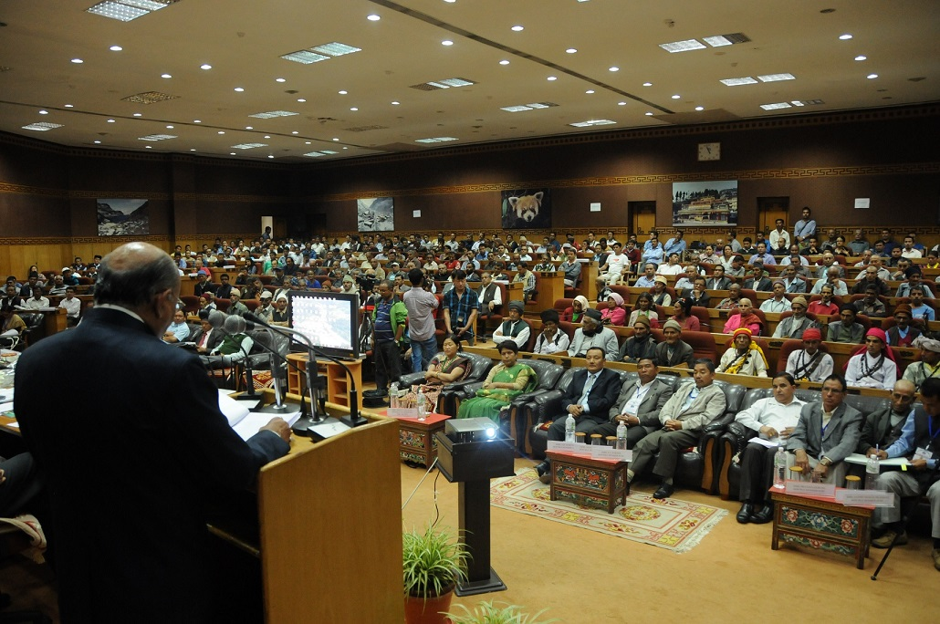 Public Hearing held at Sikkim  from 9th June 2015