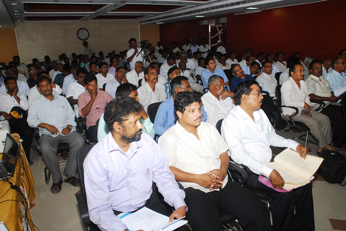 Public Hearing held at VIJAYAWADA, Andhra Pradesh from 06th  &  7th April, 2015